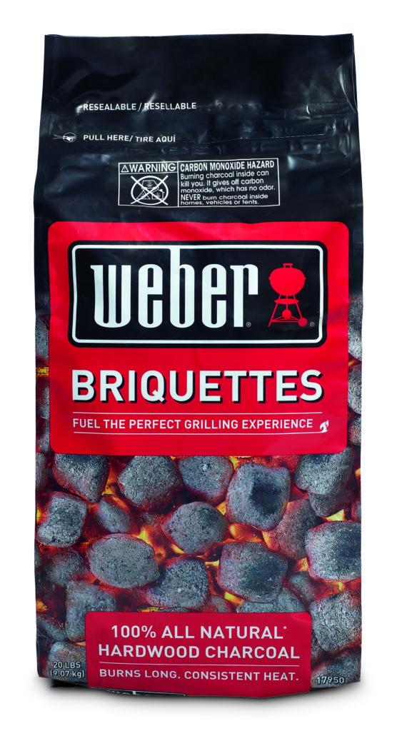BRIQUETTES DE CHARBON DE BOIS WEBER-0