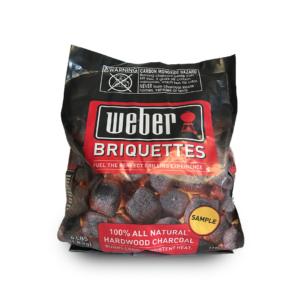 BRIQUETTES DE CHARBON DE BOIS WEBER 4.4 LBS-0