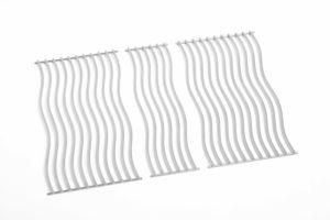 Ensemble de grilles de Remplacement en acier inoxydable pour Napoleon T410 -0