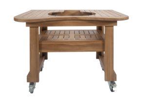 TABLE EN CYPRÈS POUR OVAL JR 200 00605-0